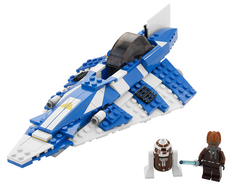 Lego 8093 Plo Koons Jedi Starfighter Star Wars Lego Price Guide
