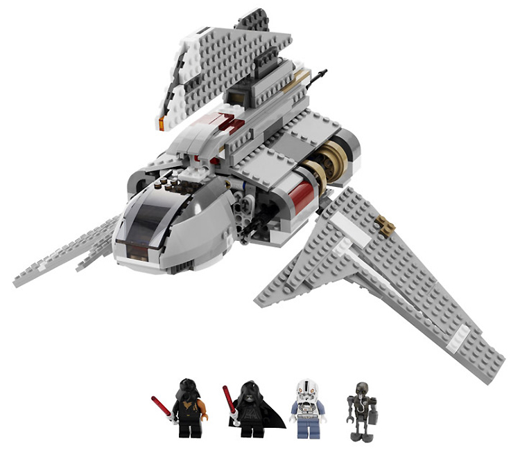 Lego 8096 Emperor Palpatines Shuttle Star Wars Lego Price Guide