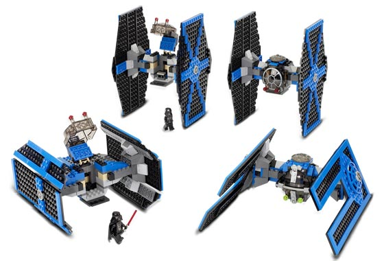 Lego 10131 TIE Fighter Collection   Star Wars Lego Price Guide