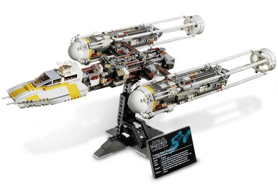 Lego 10134 Y-Win...Y Lego