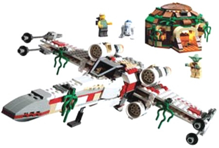 BUY LEGO 4502-1: X-wing Fighter