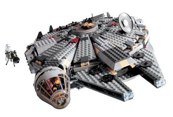 Lego 4504 Millennium Falcon | Star Wars Lego Price Guide