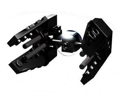 Lego 6965 MINI TIE Interceptor