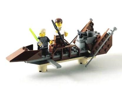 Lego 7104 Desert Skiff   Star Wars Lego Price Guide