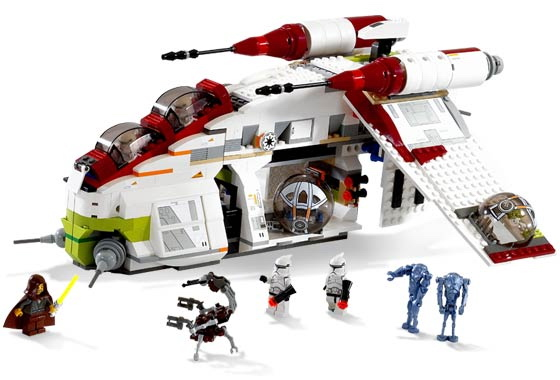lego 7163 republic gunship star wars lego price guide. Black Bedroom Furniture Sets. Home Design Ideas