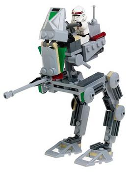 Lego 7250 Clone Scout Walker Star Wars Lego Price Guide