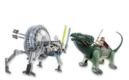 Lego 7255 General Grievous Chase  Star Wars Lego Price Guide