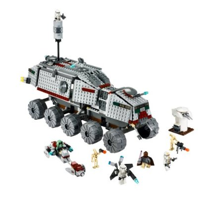 Lego 7261 Clone Turbo Tank   Star Wars Lego Price Guide