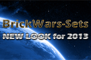 BrickWars-Sets: New Look for 2013