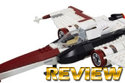 Lego 75004 Z-95 Headhunter Review