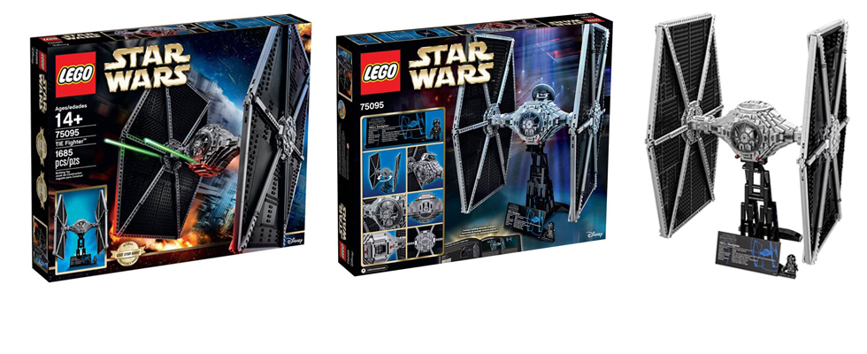LEGO Star Wars UCS TIE Fighter