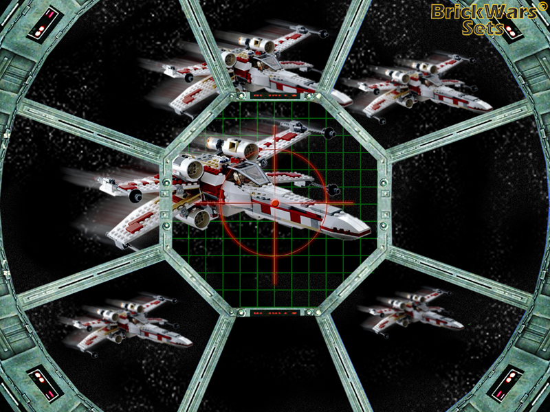 x wing fighters sighted