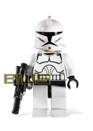 Lego Star Wars Minifigures Index 2009 Brickwars Sets