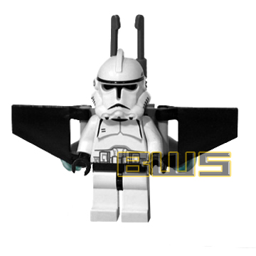 Lego Star Wars Clone Trooper Minifigure