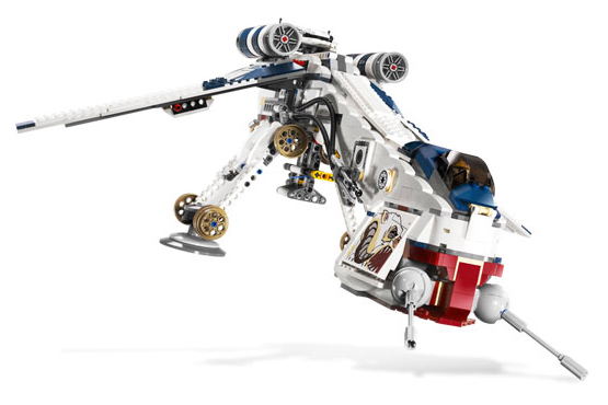 Lego 10195 Star Wars Republic Dropship With At Ot Star